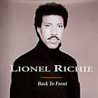 Back to Front by Lionel Richie (CD, May-1992, Motown)