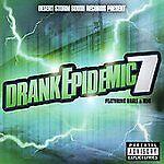 Desert-Storm-South-Records-Present-Drank-Epidemic-7-DJ-Storm-CD-New-Rap-Hip-Hop