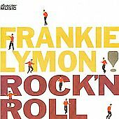 Rock-Roll-Frankie-Lymon-CD-All-His-Solo-hits-Brand-New