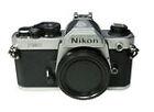 Nikon FM2 35mm Film Camera - Chrome