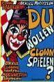 Du wollen Clown spielen? von Arminio Rothstein