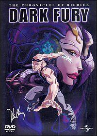 The Chronicles of Riddick: Dark Fury (2004) DVD