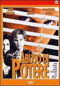 Abuso di potere (1993) DVD Kurt Russell Ray Liotta raro fuori catal. perfetto