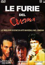 Film in DVD e Blu-ray arti marziali per l'azione e avventura da collezione
