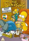 The Simpsons - Risky Business (DVD, 2003)