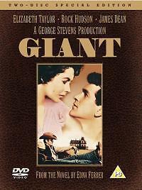 Giant (DVD, 2003, 2-Disc Set)