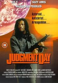 Judgement Day DVD 2002 ICET COOLIO MARIO VAN PEEBLES - <span itemprop=availableAtOrFrom>WISBECH, United Kingdom</span> - Judgement Day DVD 2002 ICET COOLIO MARIO VAN PEEBLES - WISBECH, United Kingdom