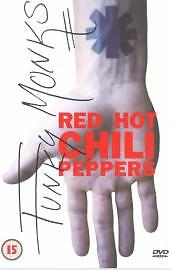 Red Hot Chili Peppers - Funky Monks - DVD