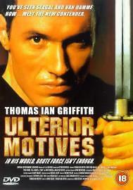Ulterior Motives (DVD, 2001)