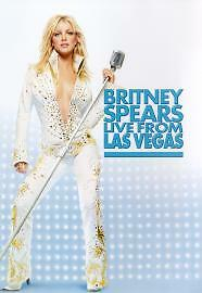 Britney Spears - Live From Las Vegas (DVD, 2002)