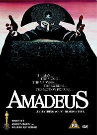 Amadeus DVD 2002 - <span itemprop='availableAtOrFrom'>Tamworth, United Kingdom</span> - Amadeus DVD 2002 - Tamworth, United Kingdom