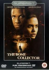 The Bone Collector (DVD, 2002)