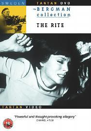 The Rite (DVD, 2004) Bergman Collection