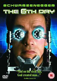 The 6th Day DVD 2001 - <span itemprop=availableAtOrFrom>Norwich, United Kingdom</span> - The 6th Day DVD 2001 - Norwich, United Kingdom