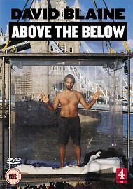David-Blaine-Above-The-Below-DVD-Excellent-DVD-Harmony-Korine