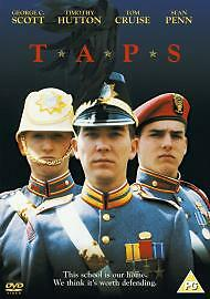 T.A.P.S. Dvd George C.Scott Brand New & Factory Sealed