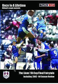Millwall-2003-2004-Season-Review-Magic-Moments