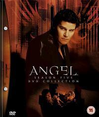 Angel - Series 5 - Complete (DVD, 2005, 6-Disc Set)