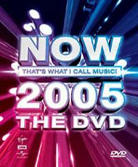 Now 2005 (DVD, 2004)