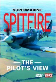 Supermarine Spitfire - The Pilot's View (DVD, 2005)