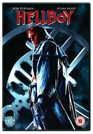 NEW & Sealed Hellboy (DVD, 2005, 2-Disc Set)