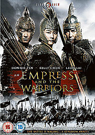 The Empress And The Warriors DVD 2009 - <span itemprop=availableAtOrFrom>Clacton-on-Sea, United Kingdom</span> - The Empress And The Warriors DVD 2009 - Clacton-on-Sea, United Kingdom