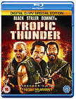 Tropic Thunder (Blu-ray, 2009, 2-Disc Set)