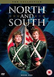 North-And-South-Series-1and-2-DVD