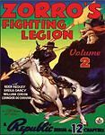 Zorro's Fighting Legion - Vol. 2 [DVD], Very Good DVD, Sheila Darcy, William Cor