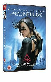 Aeon Flux DVD 2006 - <span itemprop='availableAtOrFrom'>Derby, United Kingdom</span> - Aeon Flux DVD 2006 - Derby, United Kingdom