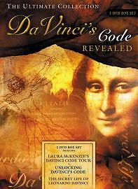 Da Vinci's Code Revealed - Box Set [DVD], New DVD, ,