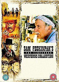 The Sam Peckinpah Collection (4 Films) (DVD)