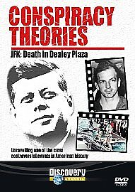 Conspiracy Theories - JFK: Death In Dealey Plaza (DVD, 2006)D0293