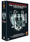 Manchester United - European Finals (DVD, 2006, 3-Disc Set, Box Set)