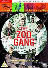 The Zoo Gang (DVD, 2007, 2-Disc Set)