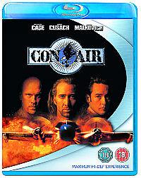 Con Air (Blu-ray, 2007)