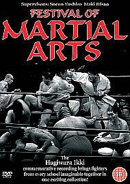 Festival of Martial Arts  DVD