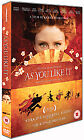 As You Like It (DVD, 2008)