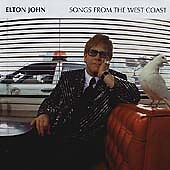 Elton John 2002 Music CDs