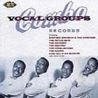 Various Artists - Combo Vocal Groups, Vol. 1 (1998)
