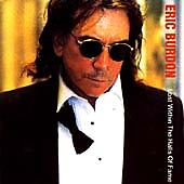 ERIC BURDON (THE ANIMALS) - LOST WITHIN THE HALLS OF FAME - 2000 MOONCREST CD