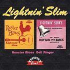 Lightnin' Slim - Rooster Blues/Bell Ringer (1994)