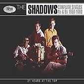 The Shadows - Complete Singles As & Bs 1959-1980 (2004)  4CD  NEW  SPEEDYPOST