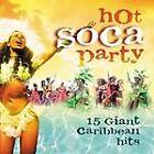 Various Artists - Hot Soca Party (20 Giant Caribbean Hits, 2000)