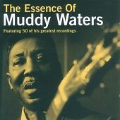 Muddy-Waters-The-Essence-Of-2-CD-SET-BRAND-NEW-SEALED