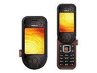 Nokia 7373 - Bronze black (Unlocked) Cellular Phone