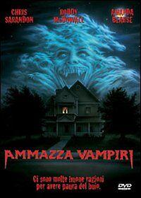 Ammazza vampiri (1985) DVD horror in lingua italiana ed.estera ammazzavampiri