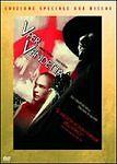 V PER VENDETTA - McTeigue 2 DVD SE Portman Weaving Rea Hurt OOP