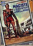 Maciste il gladiatore più forte del mondo (1962) DVD - Monterotondo, Italia - NON RISPONDIAMO PER DANNI, SMARRIMENTI O FURTI CAUSATI DALLE POSTE O DAI CORRIERI LUNGO IL TRAGITTO DI SPEDIZIONE. POTETE USUFRUIRE DI ASSICURAZIONE CHE DOVRA' ESSERE CHIESTA E PAGATA OLTRE AL PREZZO GIA' CONCORDATO. NEL CASO L'OGGE - Monterotondo, Italia