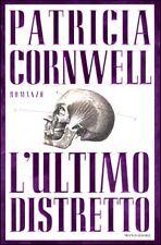 Libri e riviste di letteratura e narrativa copertina rigida Patricia Cornwell prima edizione